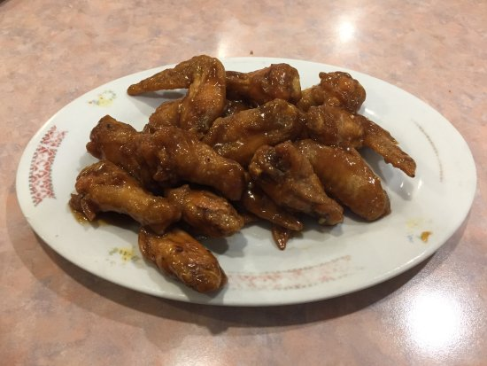 Stardust Restaurant: Honey Fried Chicken Wings