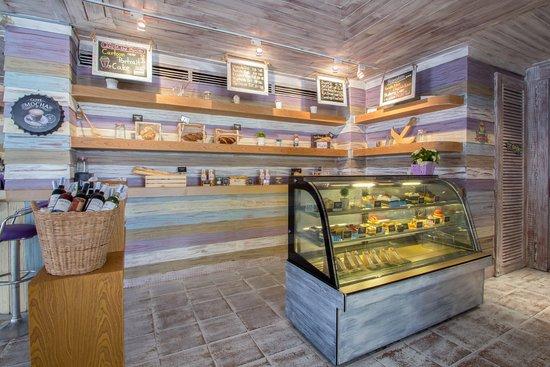 Mercure Pattaya Hotel: Gateau Maison (Hotel Bakery)