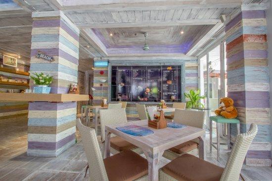 Mercure Pattaya Hotel: Aqua Pool Bar & Cafe