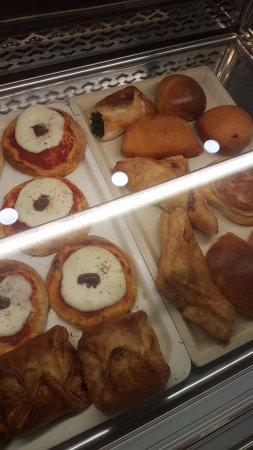 Cafe Dabeca: Tavola calda