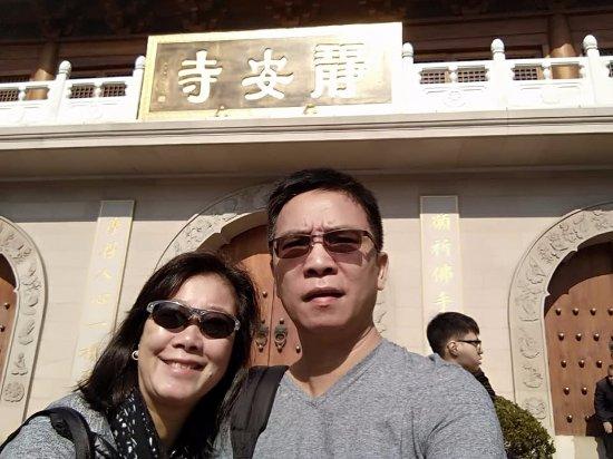 Jing'an Temple : 入場費太貴50元人民幣都係留返初一十五先去啦