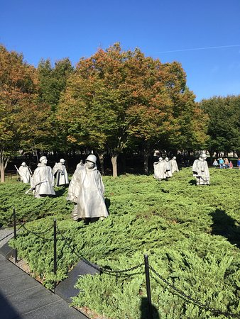 Korean War Veterans Memorial : photo1.jpg