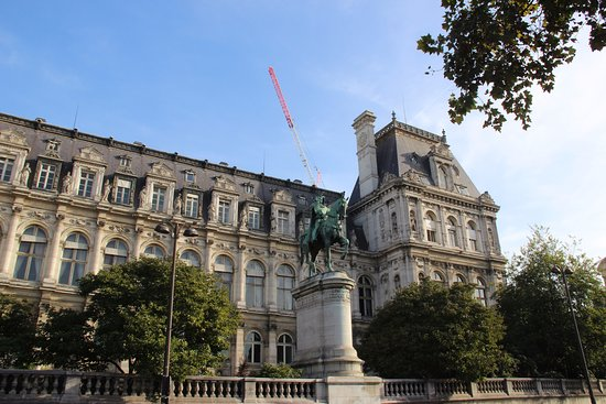 Hotel de ville paris tripadvisor for Hotel deville paris