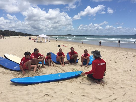Merrick's Noosa Learn to Surf: photo1.jpg
