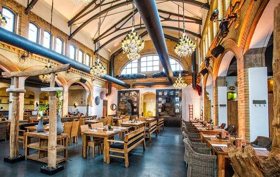 nordbahnhof two buddhas berlin restoran yorumlar tripadvisor. Black Bedroom Furniture Sets. Home Design Ideas