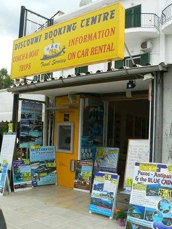 Dassia, Yunanistan: NSK Travel Services
