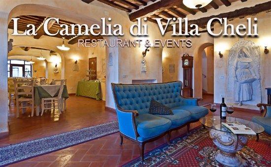 Ristorante Hotel Villa Cheli La Camelia Lucca Menu Prices
