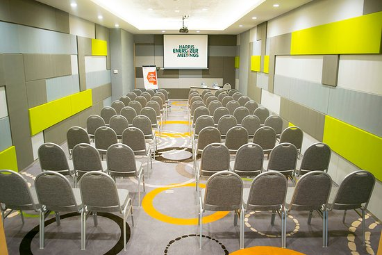 HARRIS Suites FX Sudirman: SIMPLE Meeting Room