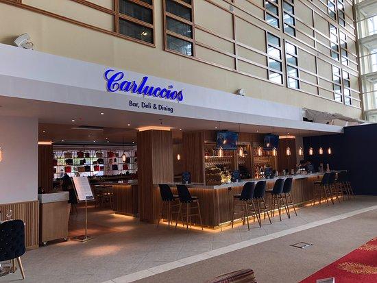 Carluccio S London Marriott Heathrow