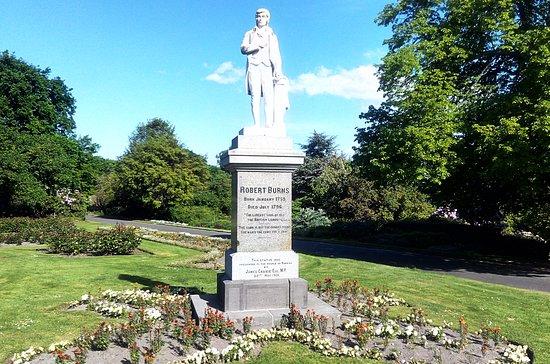 Timaru, Nueva Zelanda: Robert Burns statue