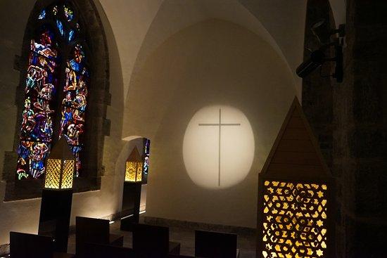 Saint-Maurice, Zwitserland: Chapelle des martyrs