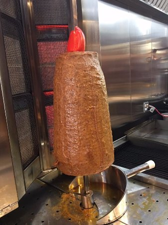 Ladner, Canadá: Beef donair
