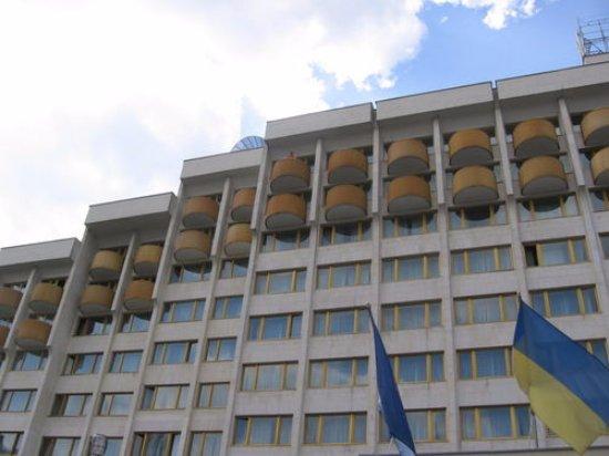 President Hotel: последний этаж - 10 лет назад