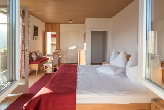 Anger, Oostenrijk: Doppelzimmer in der Pension Kleinhofers Himbeernest