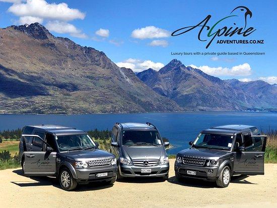 Alpine Adventures: Our Luxury Vehicles