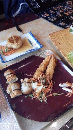 Sint-Martens-Latem, بلجيكا: Good Japanese food