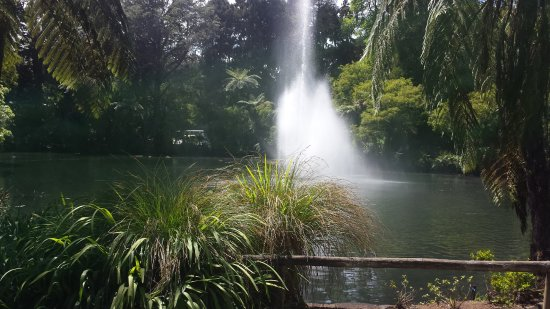New Plymouth, Nuova Zelanda: Fountain