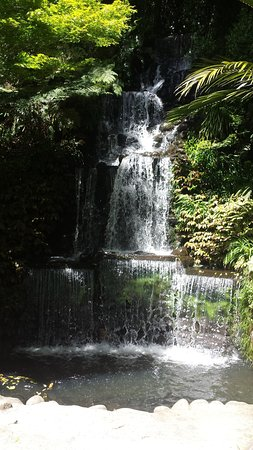 New Plymouth, Nueva Zelanda: Waterfall