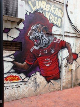 Ground 3d Mural Picture Of Street Art Kluang Kluang Tripadvisor