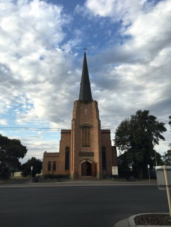Horsham, Australië: St John Anglican church