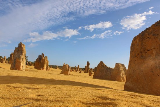 Perth Hills, Αυστραλία: Pinnacles, Nambung National Park