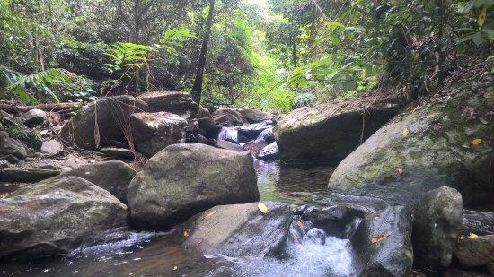 Diwan, ออสเตรเลีย: Alexandra Falls, the hard part