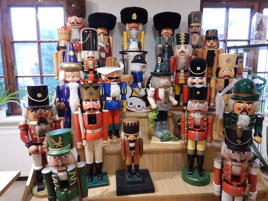 Neuhausen, Germany: Nutcracker museum