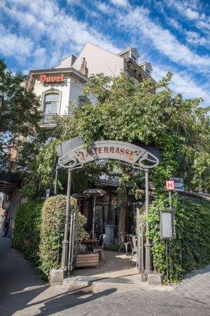 Etterbeek, Βέλγιο: La Terrasse