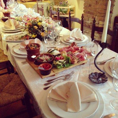 Castellina Marittima, Italien: Le nostre feste e  Party e le specialita' del ns chef