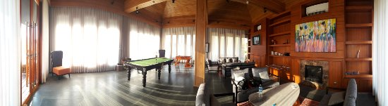 Recreation room that provides pool table, kicker foosball, board game, card game etc.