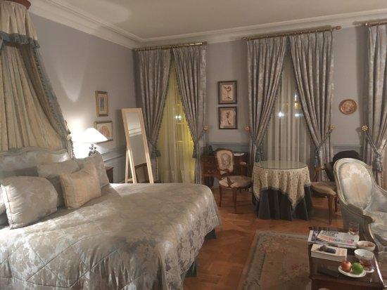 Hotel de Toiras: Suite Mme De Sévigné