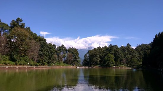 Lampokhari Lake