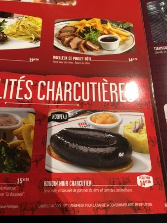Villepinte, France: Particularly appetising