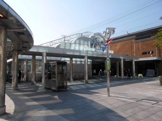 Kobe, Japan: 神戸駅前広場