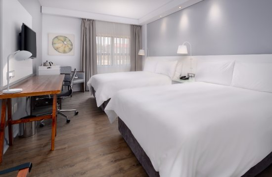 Protea Hotel Roodepoort by Marriott: Standard Twin-hotel has 30 twin-bedded guest rooms and one universal accessible guest room.