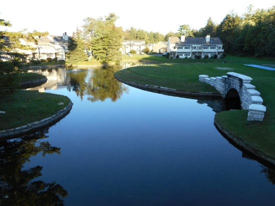 The Ponds at Foxhollow: Lovely view from our room