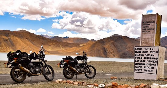 Nahan, India: Zanskar Riders