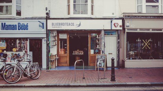 ‪Bluebird Tea Co.‬