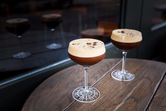 Wright Brothers: Deluxe espresso martini