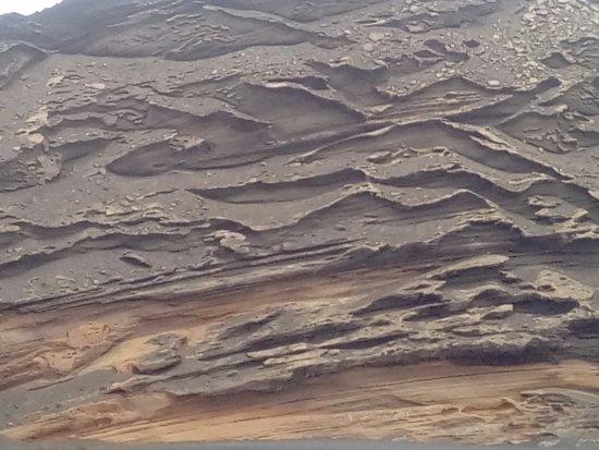 EL Golfo, España: widok skał