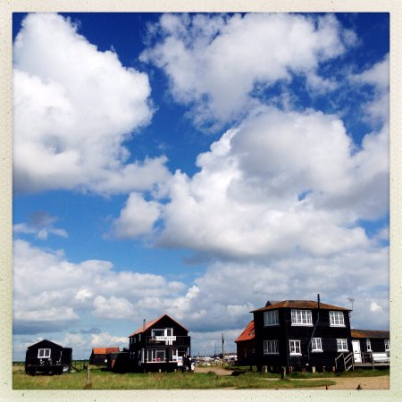 Cookley, UK: Crabbing equipment available to borrow for a day out to Walberswick