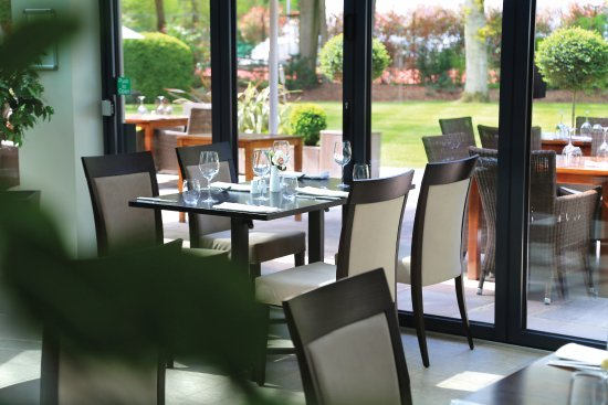 Albourne, UK : Lunch at The Glass House Restaurant