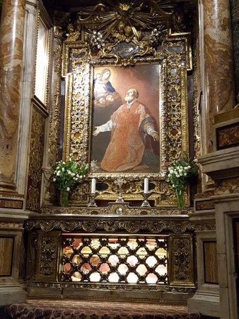 Facciata Chiesa Nuova Foto Di Smaria In Vallicella Roma
