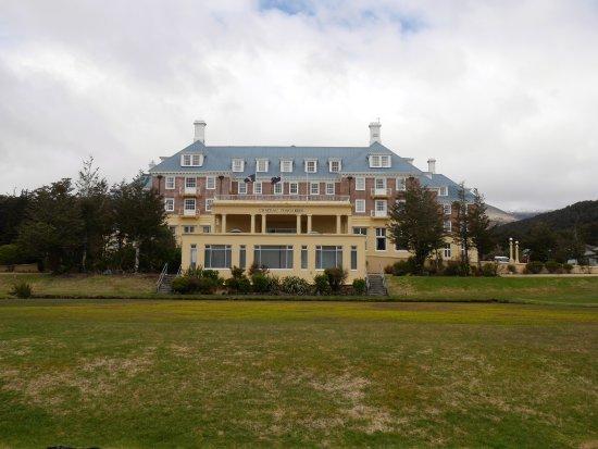 Whakapapa, New Zealand: Chateau Tongariro