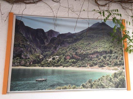 Drakei, Griechenland: Taverne Spring