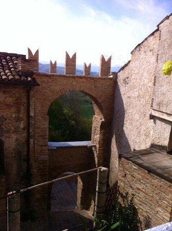 Porta Sud di Castelbasso