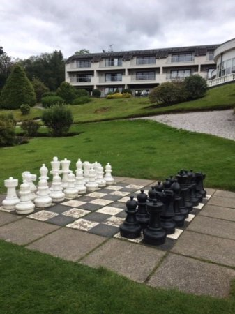 Macdonald Forest Hills Hotel & Spa : Lovely games!
