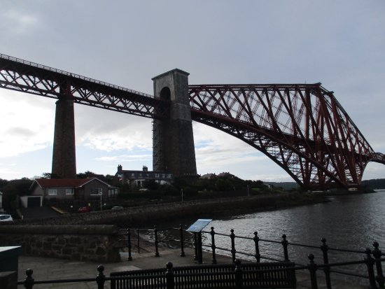 South Queensferry Foto