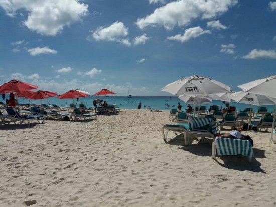 Saint Michael Parish, Barbados: This is the beach. Woderful