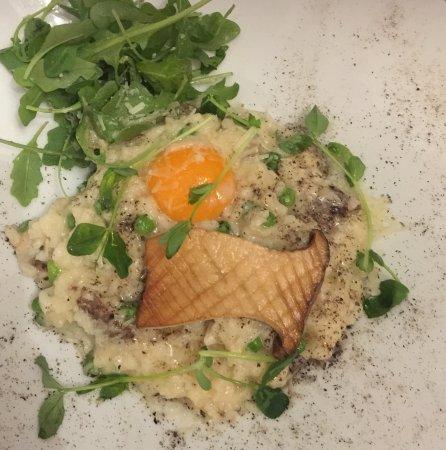 Towngate Brasserie: risotto